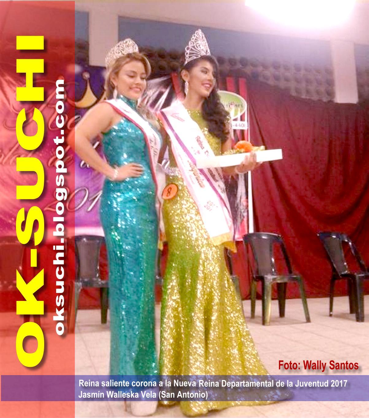 Eligen Nueva Reina de la Juventud 2017