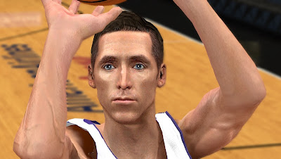 NBA 2K13 Golden Global Mod with Real Eyes