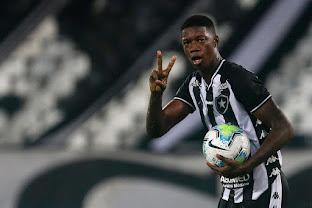 Botafogo 3 x 0 Resende