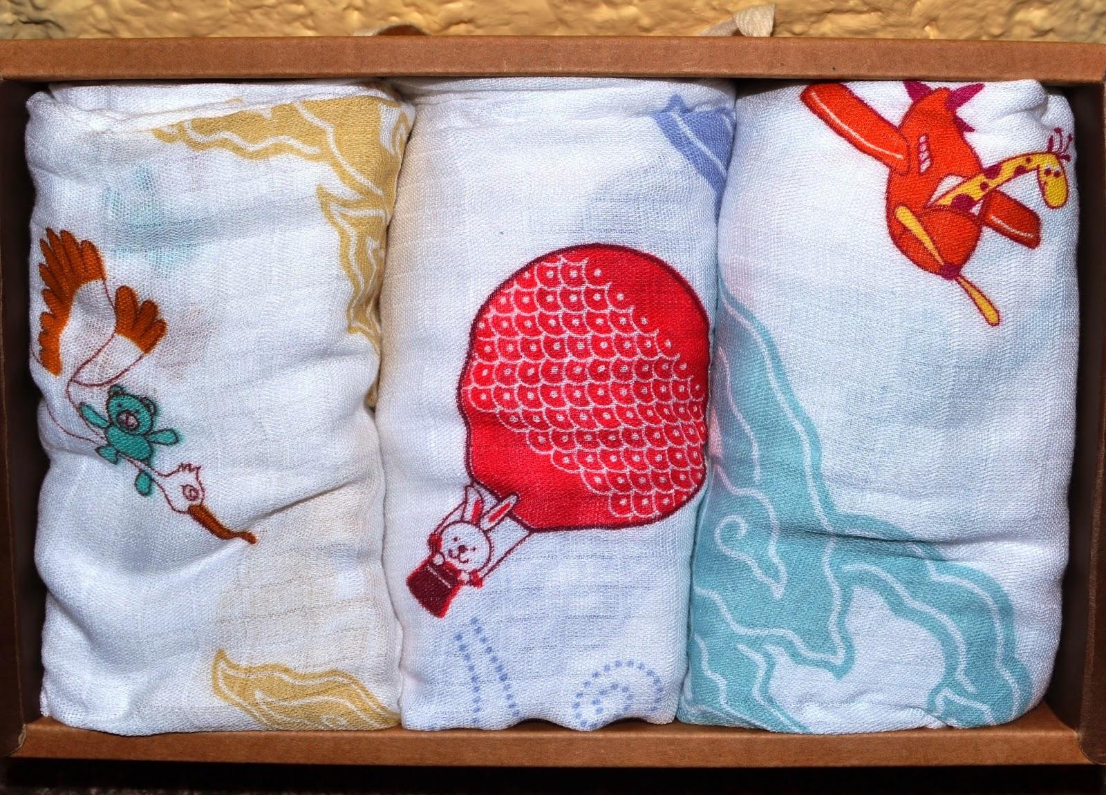 Ciinolin Swaddle Blankets