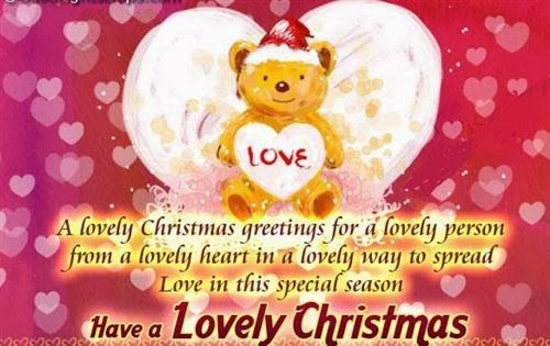 Best Merry Christmas Greetings Message 2013