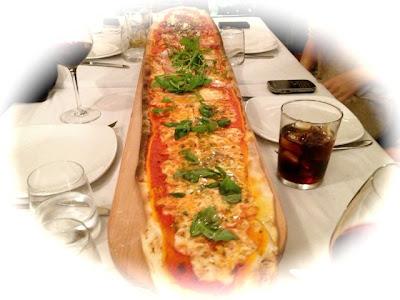 Pizza metro. Blog Esteban Capdevila