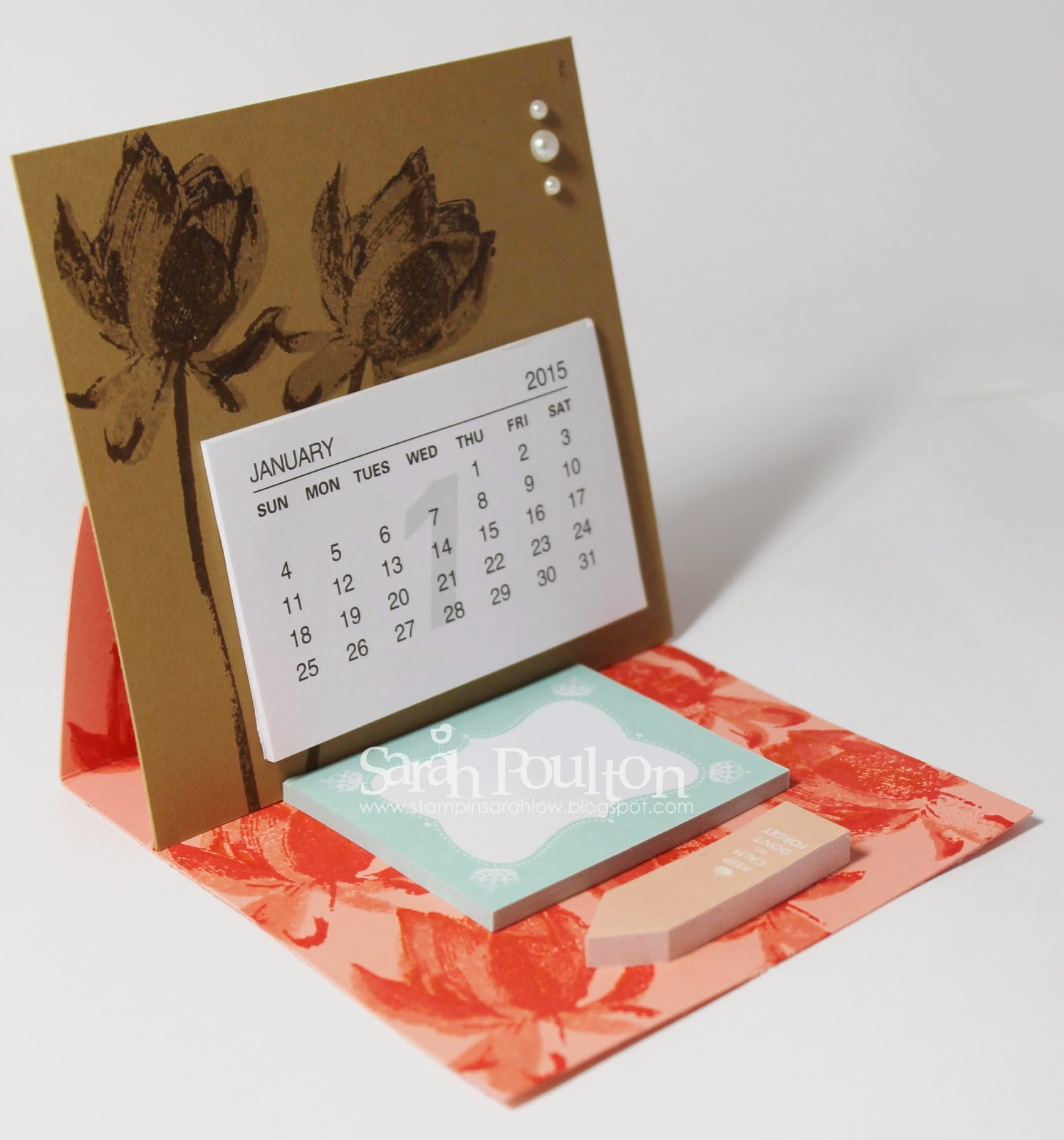 Year Up Calendar : Stampin sarah happy new year saleabration sneak