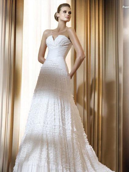 La Mode De Mariage En Ligne: Robe de mariée en ligne