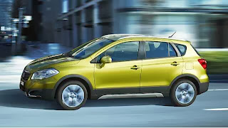 2013-Suzuki-SX4-Crossover-Wallpaper