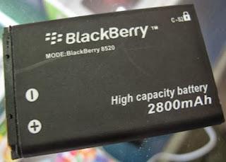 Tips atasi baterai BlackBerry yang cepat ngedrop