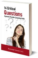 Free Hypnotist Screening Guide