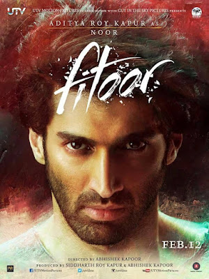 Aditya Roy Kapur's New Bollywood Movie Fitoor HD Poster