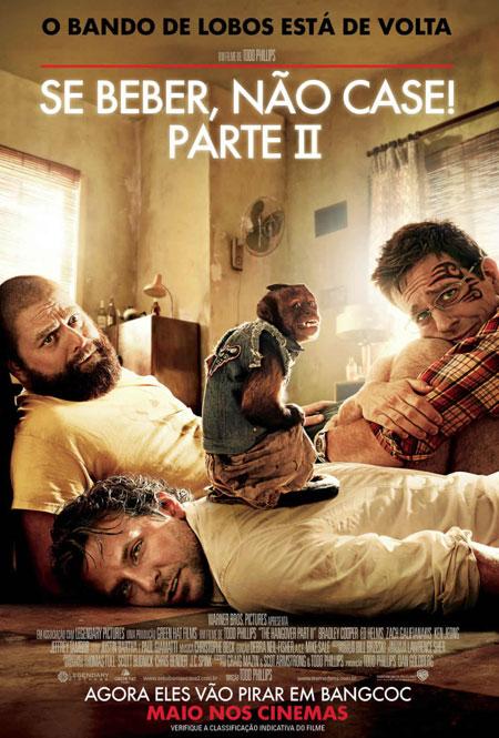 Assistir Online Filme Se Beber Não Case 2 - The Hangover Part II - Dublado