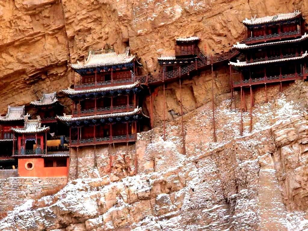 Gambar Hanging Monastery
