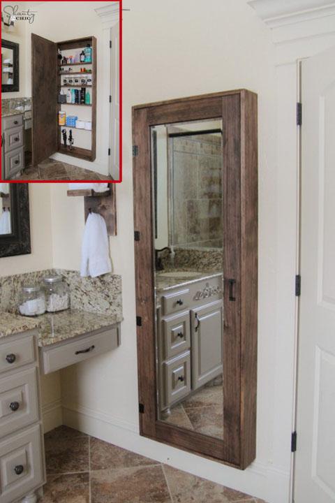 12 trucchi per tenere in ordine un bagno molto piccolo ~ home ...