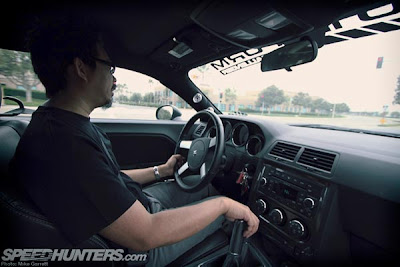 Dodge Challenger Rebaixado