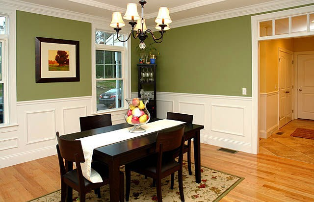 Creating a Comfortable Dining Room and Full Color