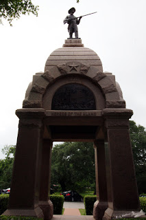 Heroes of the Alamo Monument
