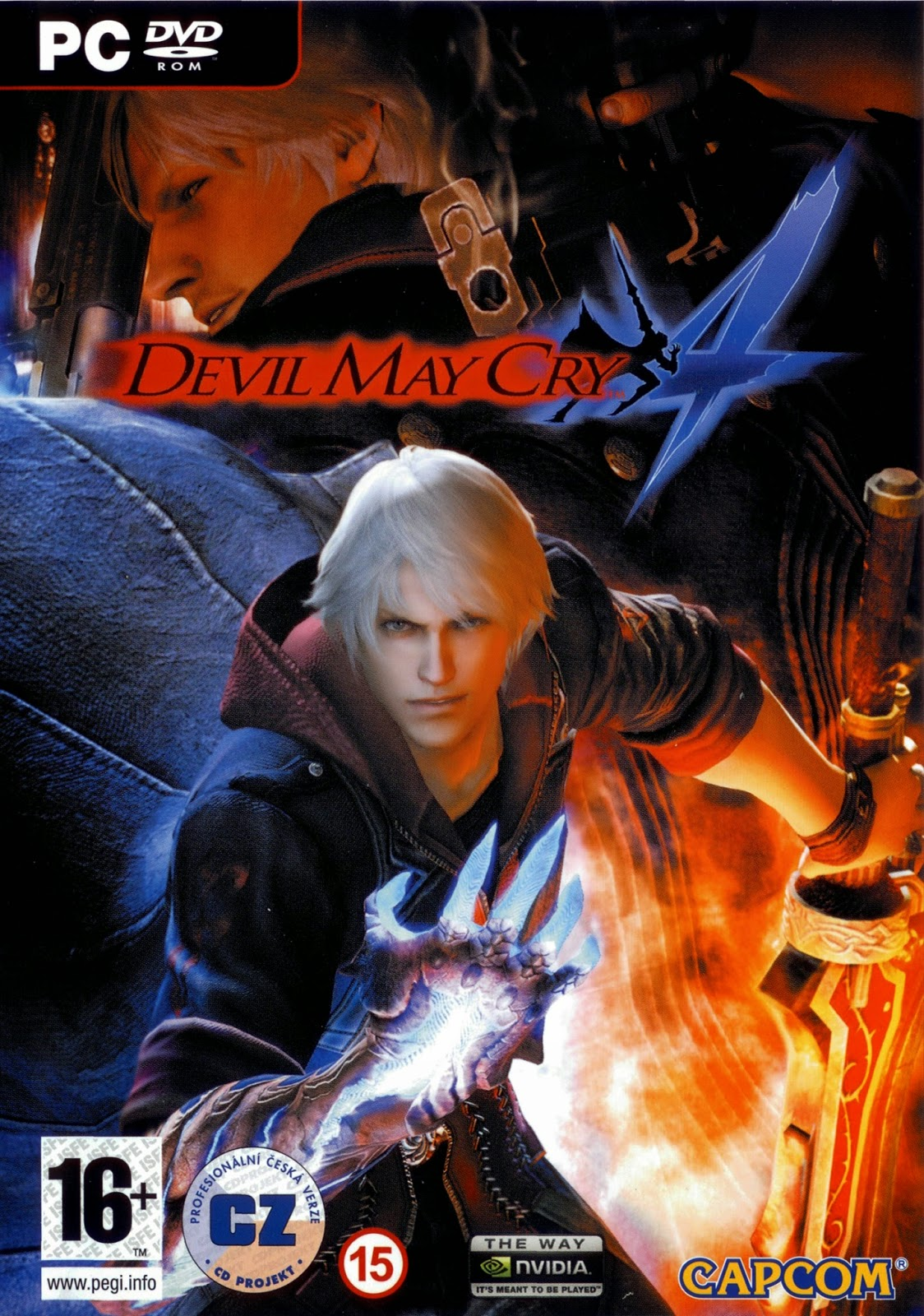 DEVIL MAY CRY 4-REPACK