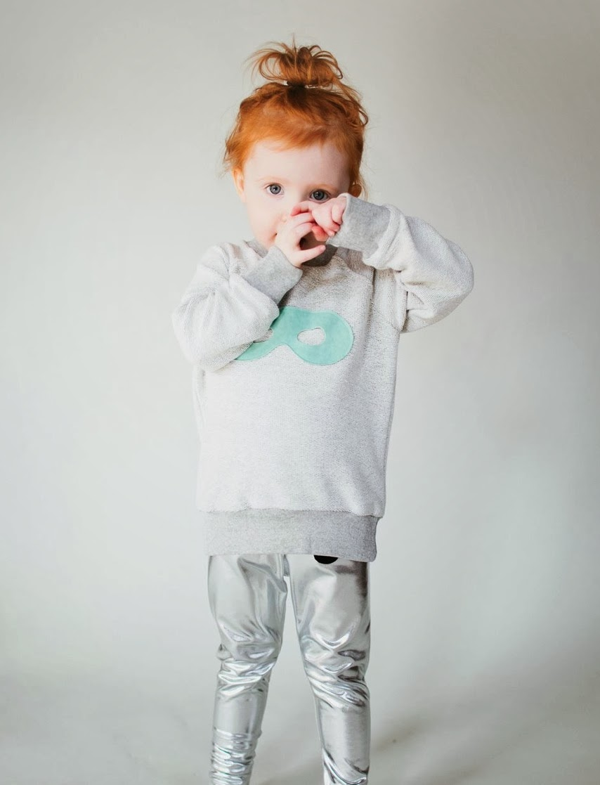 Beau Loves kids fashion photography by Flannery O'Kafka for spring 2014