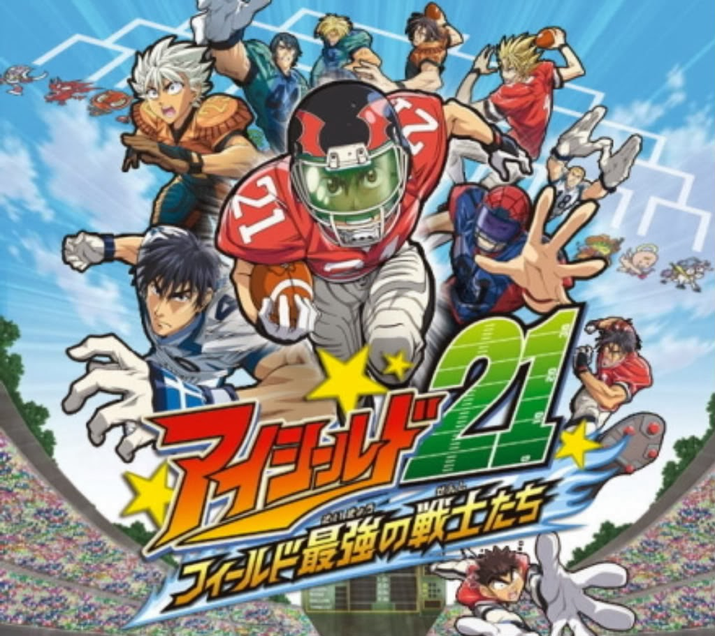 Download Film / Anime Eyeshield 21 Bahasa Indonesia Terlengkap