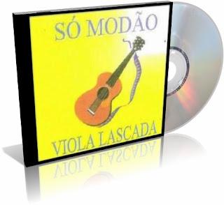 Coletânea – Só Modão de Viola Lascada