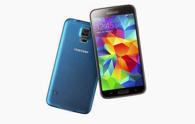 Comercial da Galaxy S5
