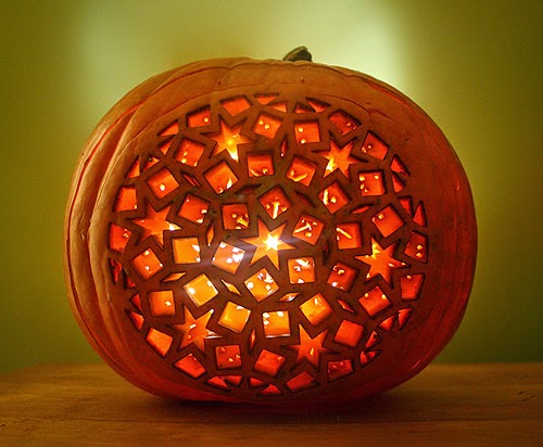 http://www.designsponge.com/2013/10/the-ds-pumpkin-project-dan-funderburghs-magical-lasercut-jack-o-lantern.html