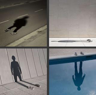 Montagem com fotos do Projeto I´m Not There-Pol Ubeda Hervas