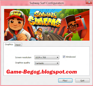 Subway Surfers ~ Game Begog