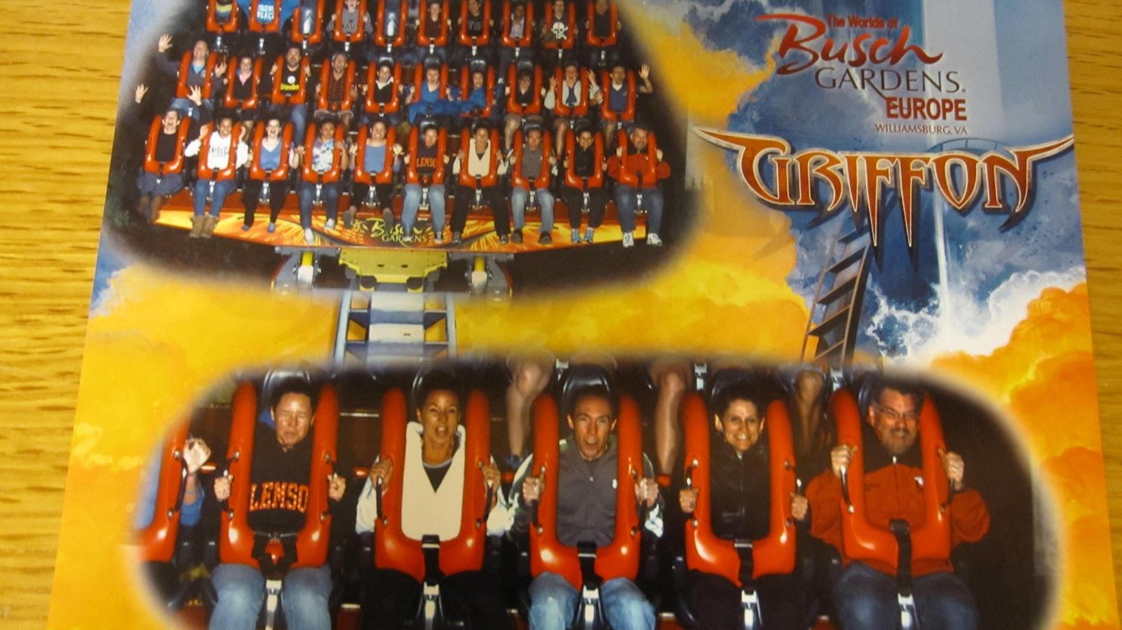 Bobbie\'s Roller Coaster And Theme Park Reviews: 04/30/12