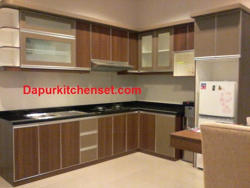 Jasa Kitchen Set Harga Kitchen Set Murah Bekasi Cikarang