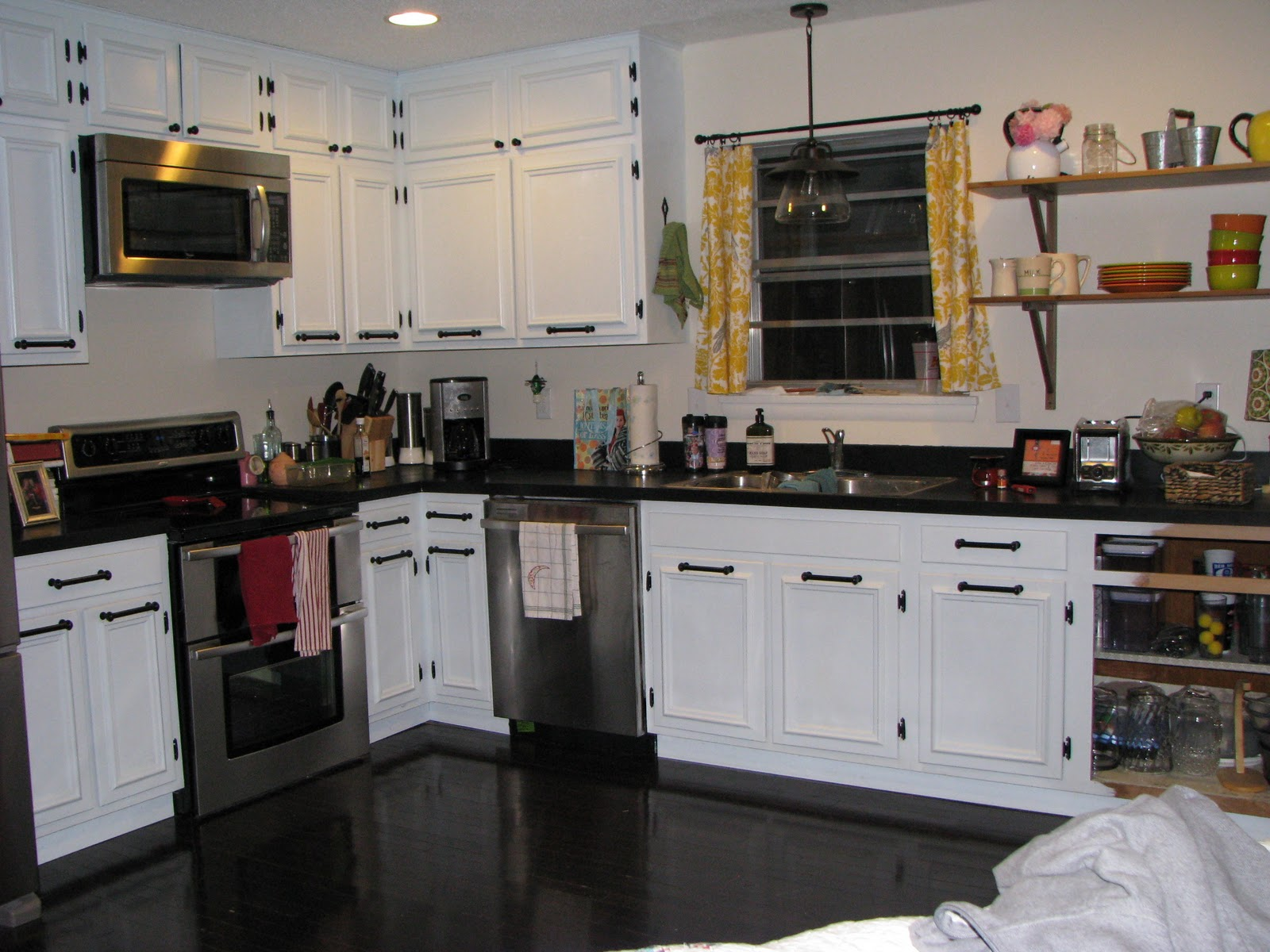 Kitchen Reveal - The Kitchen Renovation is complete!