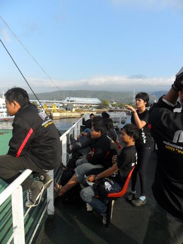 liburan ke pulau bali bersama #SI08