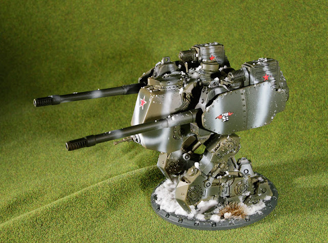 Dust Warfare SSU KV-3