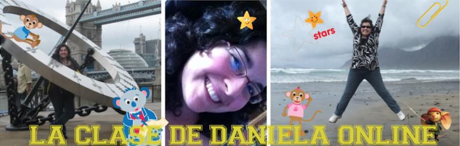 "La clase de Daniela ""online"""