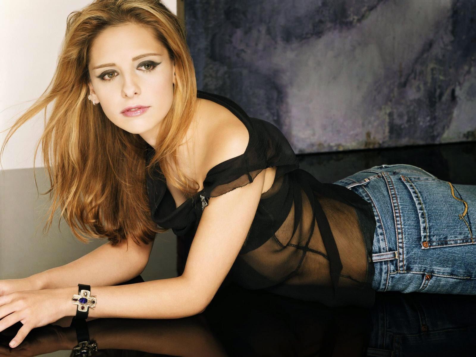 Sarah michell Nacktfotos