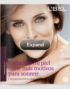 Catalogo LBel campaña 6 2013 ar