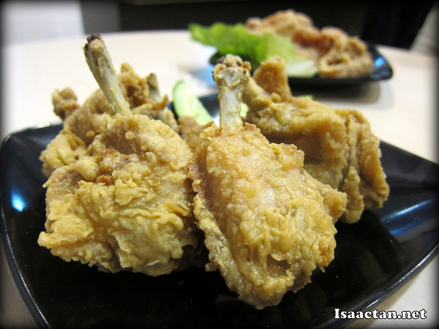 Fried Boxing Chicken (Chicken Drummets) - RM5.90