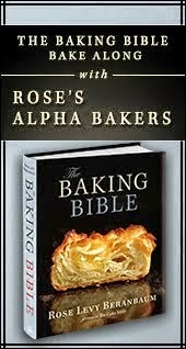 Rose's Alpha Bakers Badge
