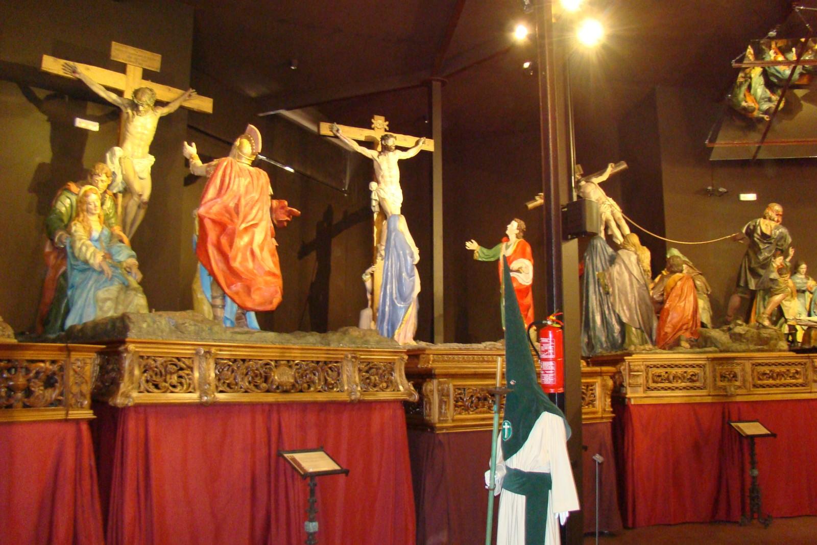 BLOGMORADO  hermanosdelasaguas.org: El Museo de la Semana Santa de Zamora ha...
