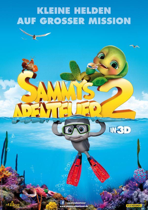 Sammy Abenteuer 2