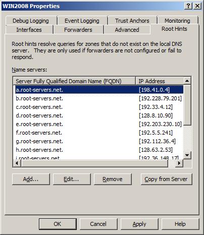 Encaminhar consultas dns utilizando balanceamento de carga for Consul dns server