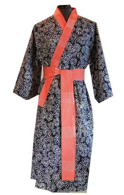 Purchase the Modern Robe sewing pattern