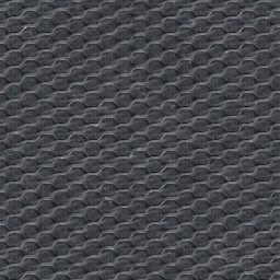 dark background pattern of chain-mail