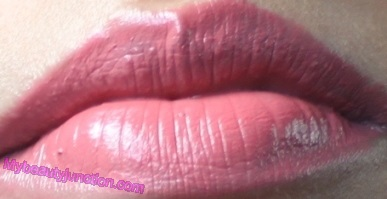 Estee Lauder Pure Color Envy Sculpting lipstick in 410 Dynamic review, swatches, photos