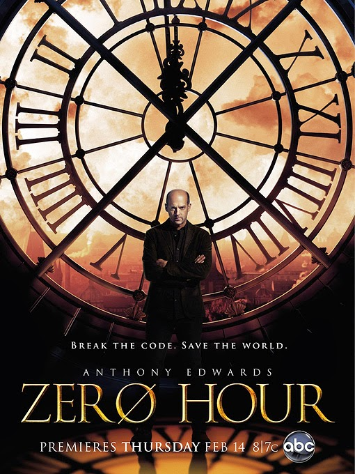 Zero Hour – Todas as Temporadas Dublado / Legendado (2013)