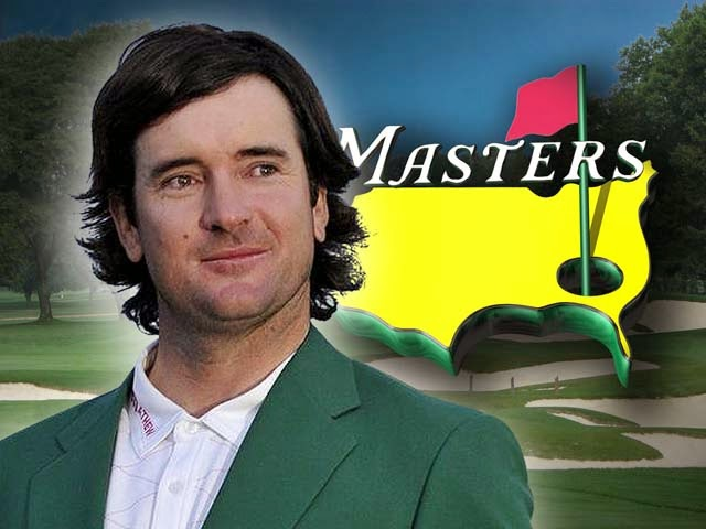 Bubba Watson Masters