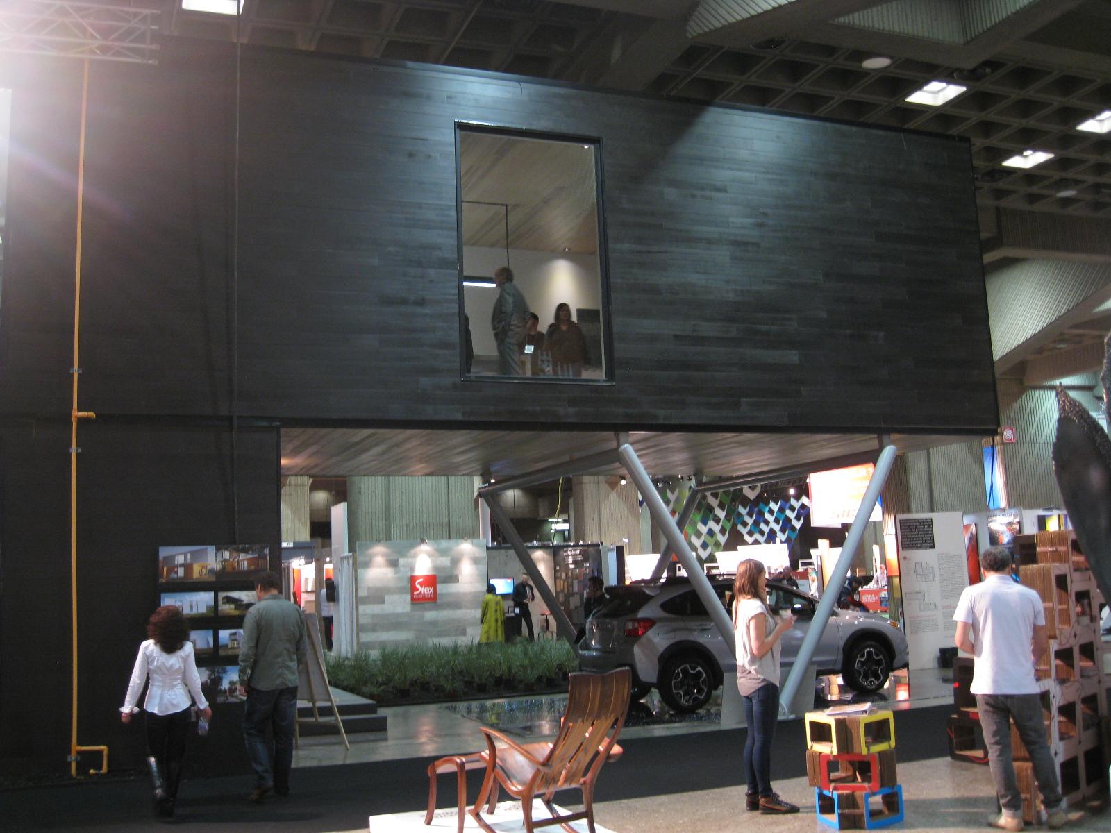 Art Frame Sidim 2013 Montreal International Design Show