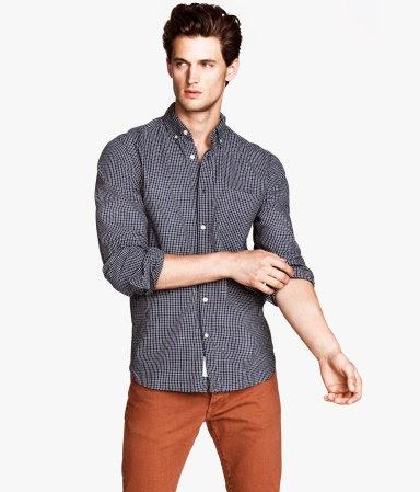 Hombres belleza y salud el arte de remangar tu camisa - Como doblar una camisa ...