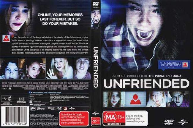 Unfriended – Latino