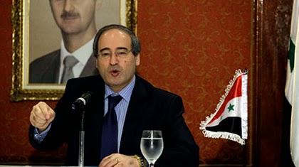 """""""Siria enfrenta una guerra por luchar contra ocupación israelí"""""""