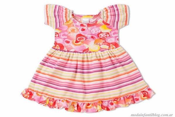 vestidos nenas g de b verano 2014