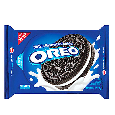 how many oreos are in a pack